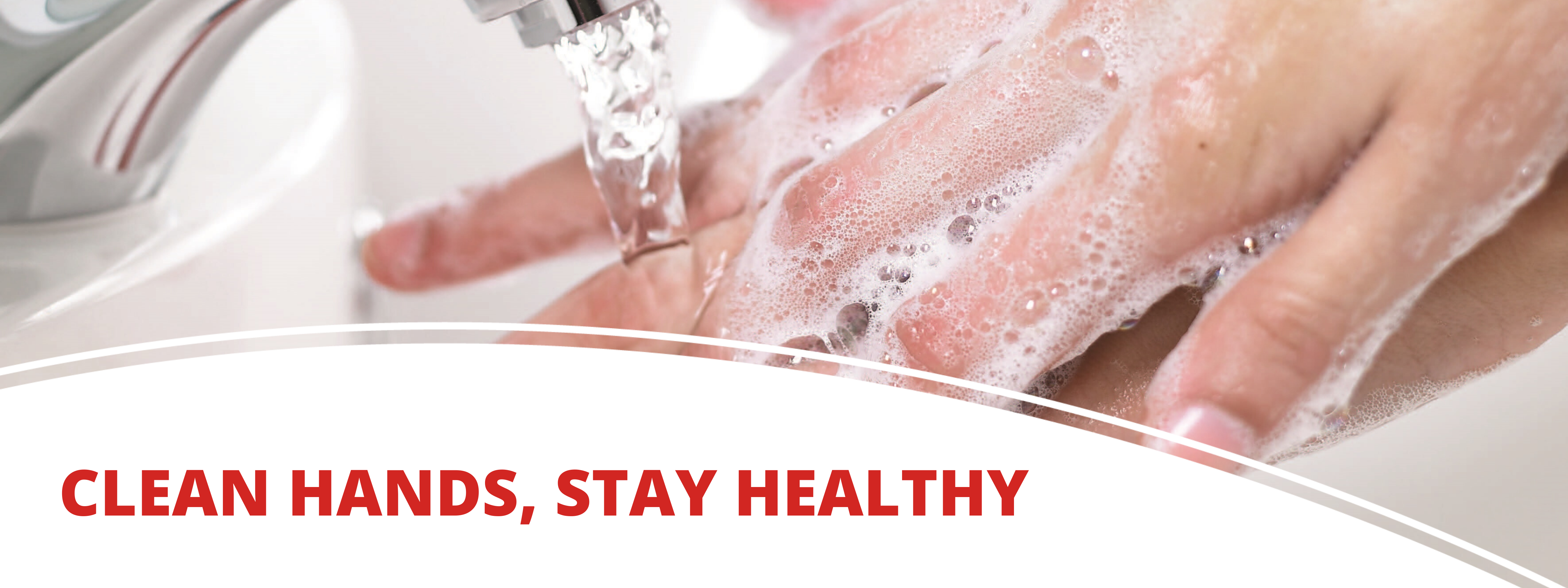 Handwashing Infection Prevention - Banner-1